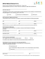 HIPAA-Release